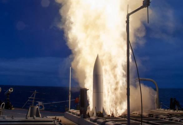 SM-6 (Standard Missile 6)