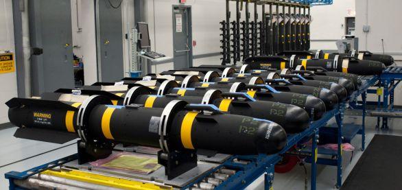 Foto: Střely JAGM dokáží ničit tvrdé i měkké cíle. / Lockheed Martin