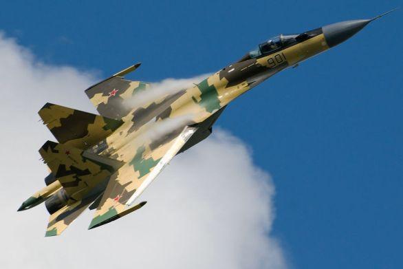 Foto: Su-35S / Aleksander Markin, CC BY-SA 2.0