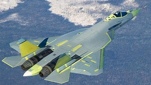 Suchoj T-50