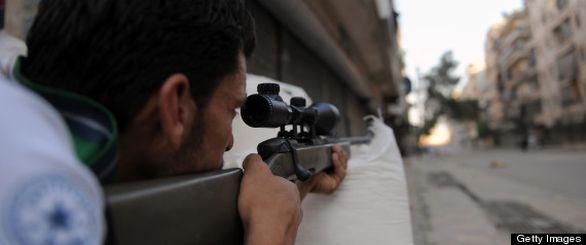 Sýrie , Aleppo