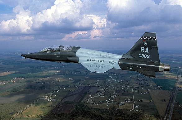 Foto: T-38A Talon. / Public domain