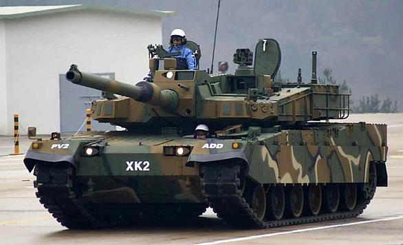 "Foto: K2 ""Black Panther"" /  ROKA"