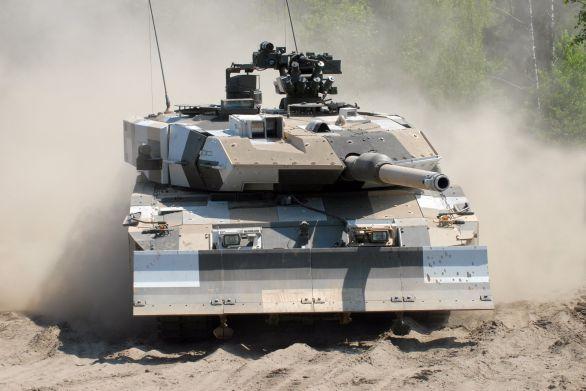 Leopard 2 A7+