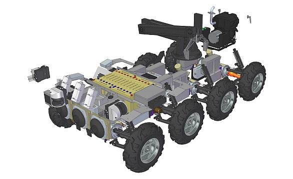 TAROS 6×6 V2