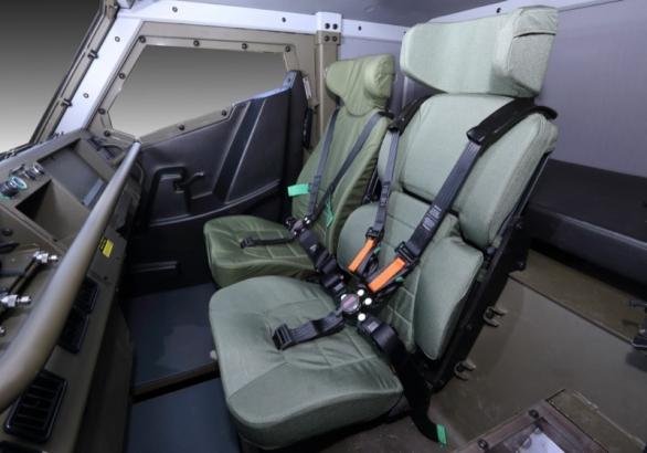 Foto: TATRA 4 × 4 High Mobility Heavy Duty (HMHD) /  TATRA TRUCKS
