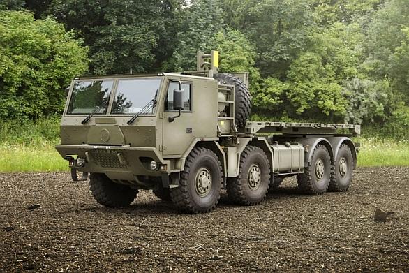 Foto: TATRA TRUCKS vyrábí širokou škálu vojenských vozidel; ilustrační foto / TATRA TRUCKS