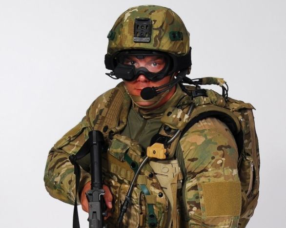 americký voják budoucnosti