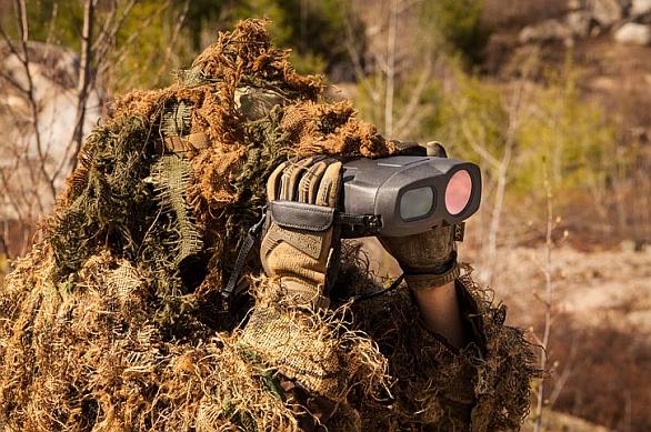 Foto: HISS-XLR a  RECON. / Flir Systems