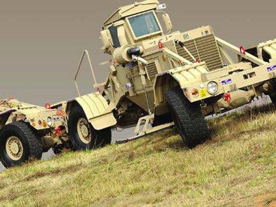 vozidlo Husky Marki III