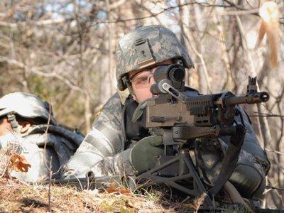 7,62mm kulomet M240L