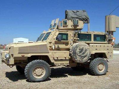 vozidlo RG-31