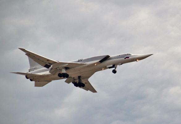Foto: Ruský strategický bombardér Tu-22M3; ilustrační foto / Public Domain