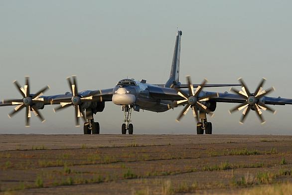 Foto: PAK-DA postupně nahradí v ruském letectvu turbovrtulové bombardéry Tu-95; ilustrační foto. / Marina Lystseva