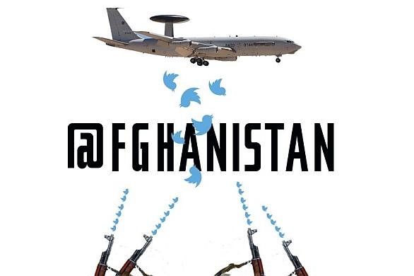 Twitter Afghánistán