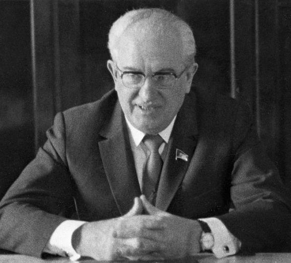 Jurij Vladimirovič Andropov