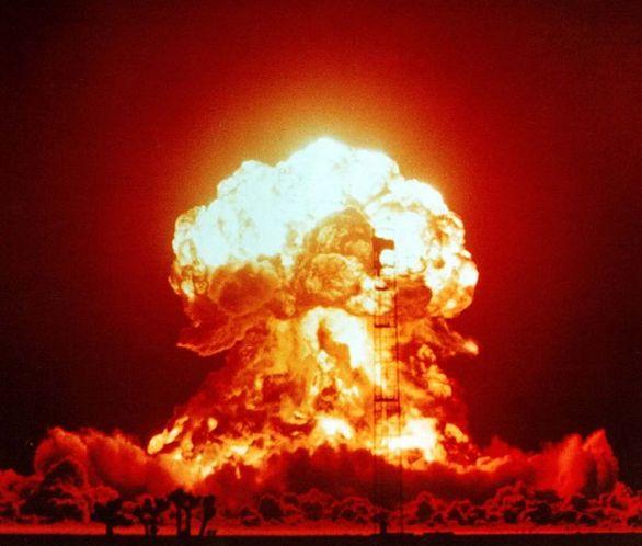 jaderná apokalypsa