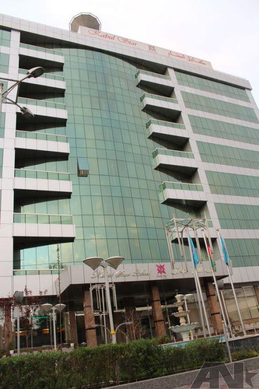 Hotel Star Kábul
