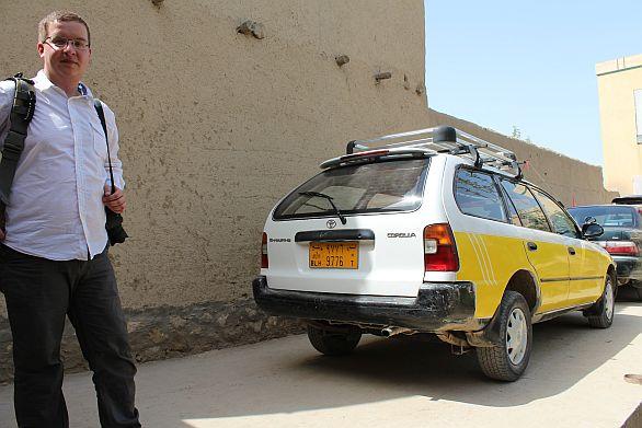 Toyota Kábul