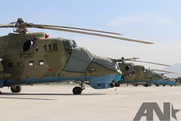 Afghánský Mi-24