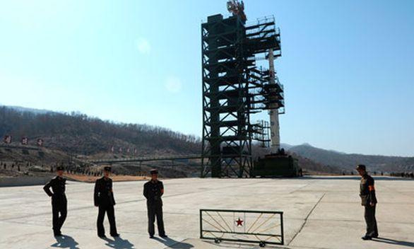 Severokorejský kosmodrom