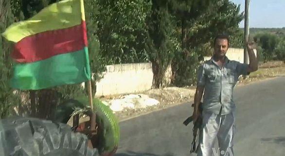 Kurdové Sýrie