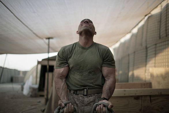 Obezita v armádě