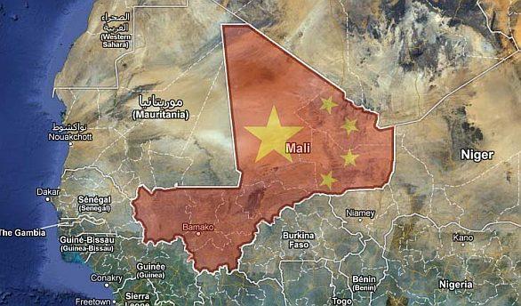 Čína Mali