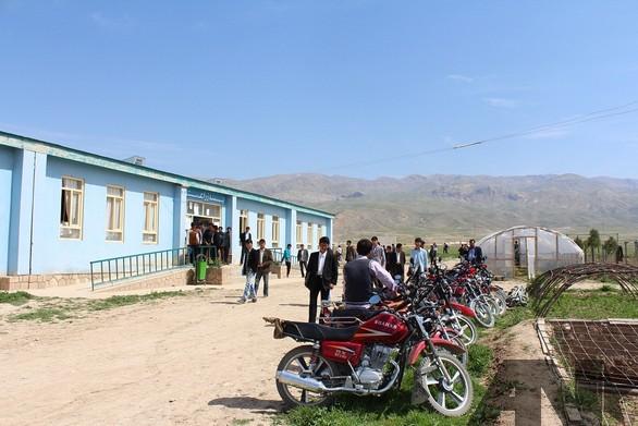 Člověk v tísni Afghánistán