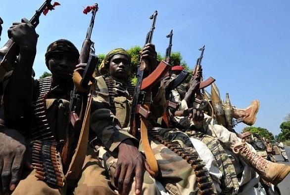 Foto: Klid v zemi přišli pomoc udržovat i čadští vojáci / france24
