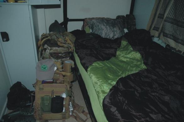 I v malém pokoji na KAIA se dá udržet pořádek 2