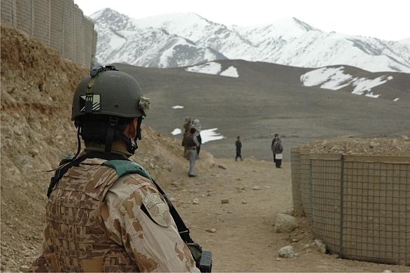 Česká armáda Afghánistán