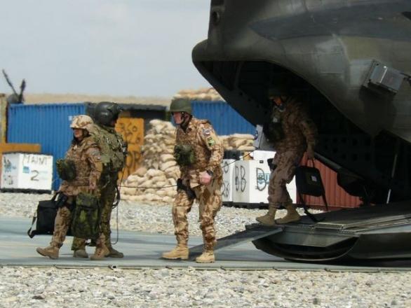 Armáda Afghánistán