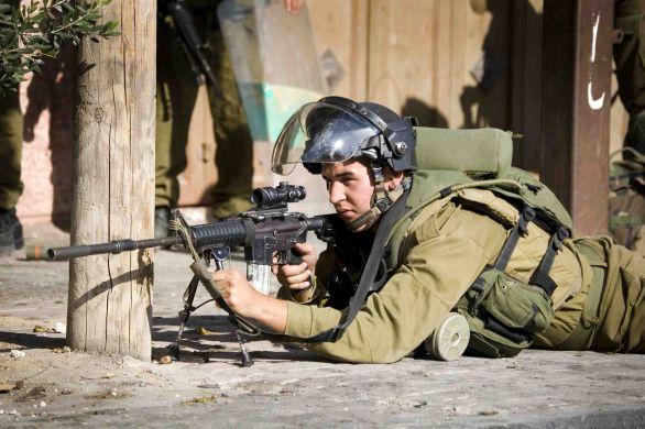 Izrael infitáta