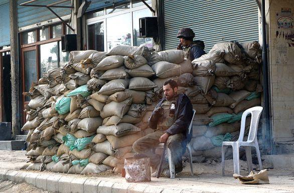 Syrská občanská válka