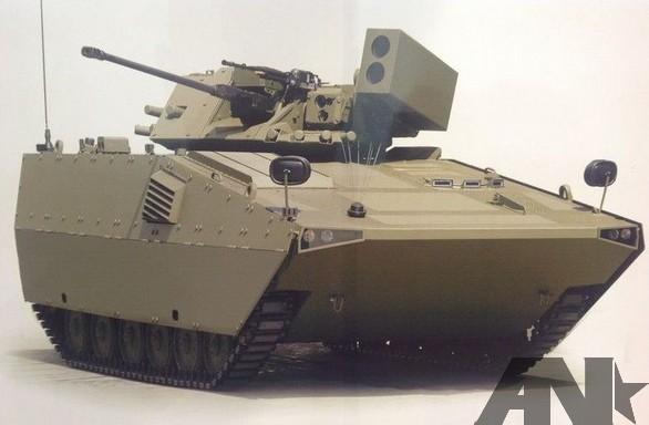 BVP-2M SKCZ