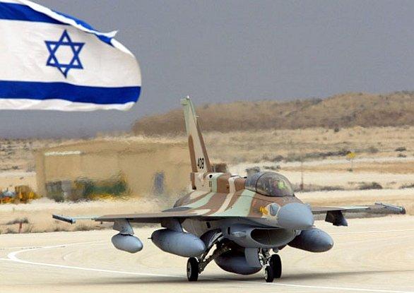 F-16 Izrael