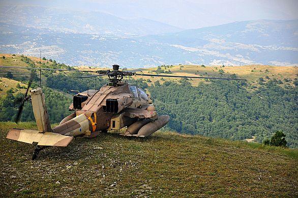 izraelský AH-64