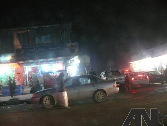 Noční Kábul