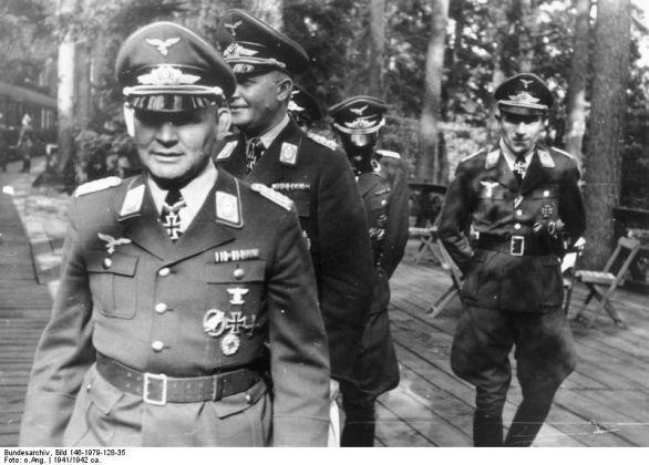 Němečtí parašutisté
