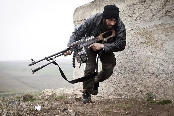 Syrská osvobozenecká armáda