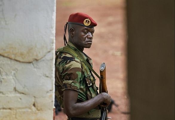 Středoafrická republika hlásí převrat