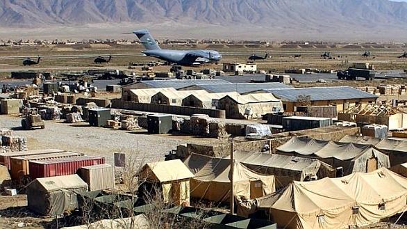 Afghánistán základna