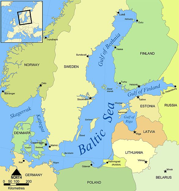 Baltické státy