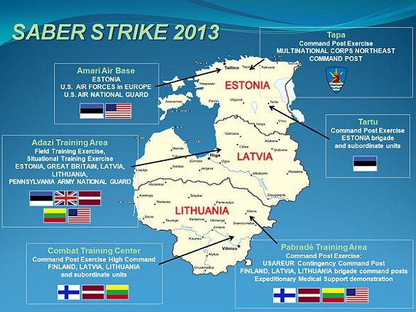 Saber Strike 2013