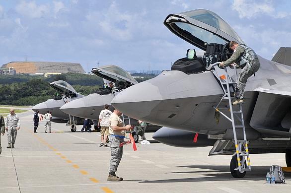 F-22 Raptor Kadena