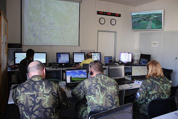 Centru simulačních a trenažérových technologií v Brně