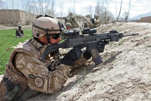 Foto: Český voják v Afghánistánu, ilustrační foto / army.cz
