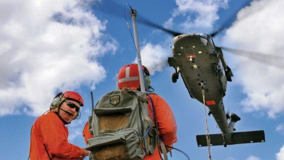 Foto: UH-60 OPHB lze provozovat jako pilotovaný nebo nepilotovaný vrtulník. / Sikorsky