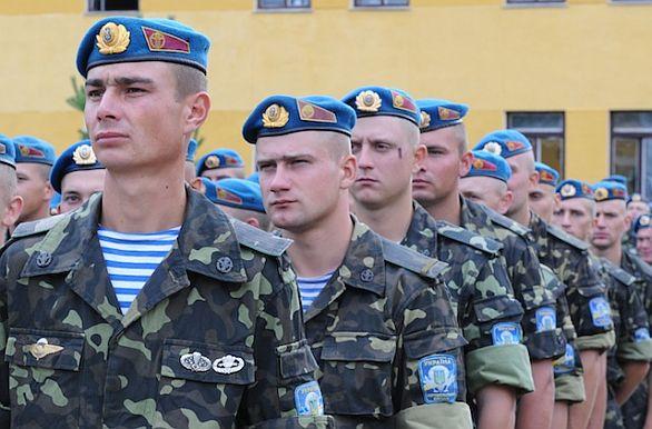 Současný stav ukrajinských pozemních sil